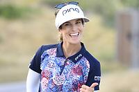 Noemi Jimenez Martin (ESP) during the first round of the Fatima Bint Mubarak Ladies Open played at Saadiyat Beach Golf Club, Abu Dhabi, UAE. 10/01/2019<br /> Picture: Golffile | Phil Inglis<br /> <br /> All photo usage must carry mandatory copyright credit (© Golffile | Phil Inglis)