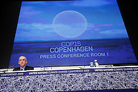 U.S. special climate envoy Todd Stern. United Nations Climate Change Conference (COP15) was held at Bella Center in Copenhagen from the 7th to the 18th of December, 2009. A great deal of groups tried to voice their opinion and promote their cause in various ways. The conference and demonstrations was covered by thousands of photographers and journalists from all over the world...©Fredrik Naumann/Felix Features.