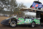 Feb 11, 2010; 4:58:44 PM; Barberville, FL., USA; The UNOH sponsored World of Outlaws event running the 39th Annual DIRTCar Nationals at Volusia Speedway Park.  Mandatory Credit: (thesportswire.net)