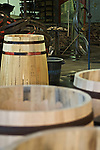 Making of Cognac Barrels