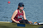 May 16, 2015; Gold River, CA, USA; I Eight race, Loyola Marymount Lions during the WCC Rowing Championships at Lake Natoma.