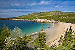 Sand Beach, Acadia National Park, Downeast, ME