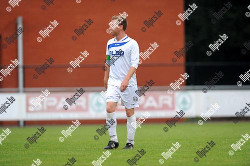 2012-07-28 / Voetbal / seizoen 2012-2013 / KFC De Kempen / Gwen Van de Poel..Foto: Mpics.be