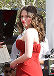 """KAT DENNINGS - 64TH PRIME TIME EMMY AWARDS.Nokia Theatre Live, Los Angelees_23/09/2012.Mandatory Credit Photo: ©Dias/NEWSPIX INTERNATIONAL..**ALL FEES PAYABLE TO: """"NEWSPIX INTERNATIONAL""""**..IMMEDIATE CONFIRMATION OF USAGE REQUIRED:.Newspix International, 31 Chinnery Hill, Bishop's Stortford, ENGLAND CM23 3PS.Tel:+441279 324672  ; Fax: +441279656877.Mobile:  07775681153.e-mail: info@newspixinternational.co.uk"""