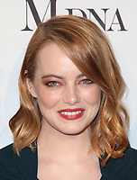 WEST HOLLYWOOD, CA - JANUARY 11: Emma Stone, at Marie Claire's Third Annual Image Makers Awards at Delilah LA in West Hollywood, California on January 11, 2018. Credit: Faye Sadou/MediaPunch