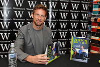 OCT 17 Jenson Button book signing, London
