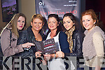 Lynda Norgrove, Mary Harris, Carol Curran, Cloda Curran and Aisling O'Carroll, Tralee at the live broadcast via satellite of Les Miserables from the o2 in London at Omniplex Tralee.