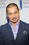 Jon Jon Briones attends the 73rd Annual Theatre World Awards at The Imperial Theatre on June 5, 2017 in New York City.