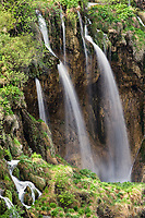 Veliki Slap (Waterfall) Plitvice Lakes National Park, Croatia