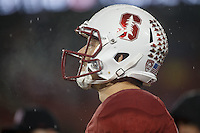 Stanford, CA - November 26, 2016: Ryan Burns during the Stanford vs Rice game Saturday at Stanford Stadium.<br /> <br /> Stanford won 41- 17.