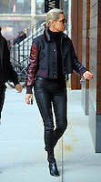 www.acepixs.com<br /> <br /> January 30 2017, New York City<br /> <br /> Yolanda Foster visited her daughter Gigi Hadid's apartment on January 30 2017 in New York City<br /> <br /> By Line: Curtis Means/ACE Pictures<br /> <br /> <br /> ACE Pictures Inc<br /> Tel: 6467670430<br /> Email: info@acepixs.com<br /> www.acepixs.com