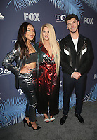 WEST HOLLYWOOD, CA - AUGUST 2: Meghan Trainor, James Graham, at the FOX Summer TCA All-Star Party At SOHO House in West Hollywood, California on August 2, 2018. <br /> CAP/MPI/FS<br /> &copy;FS/MPI/Capital Pictures