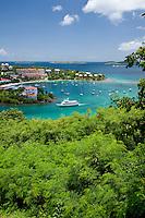 Cruz Bay<br /> St. John<br /> U.S. Virgin Islands