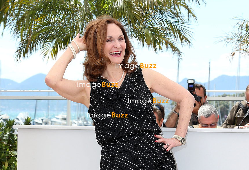 CPE/Actress Beth Grant attend the photocall for 'As I Lay Dying' at The 66th Annual Cannes Film Festival on May 20, 2013 in Cannes, France.