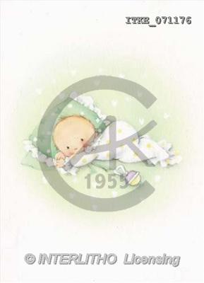 Isabella, BABIES, paintings(ITKE071176,#B#) bébé, illustrations, pinturas ,everyday