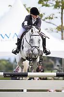 NZL-Greer Caddigan (FLETCH.COM) CIC1* SHOWJUMPING: 2015 NZL-Kihikihi International Horse Trial (Sunday 12 April) CREDIT: Libby Law COPYRIGHT: LIBBY LAW PHOTOGRAPHY