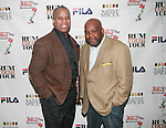 Glenn Gilliam and Maximillian L. Hamilton Attend Jocelyn Taylor's Birthday Celebration and Official Launch of JRT Multimedia, LLC (A Luxury Branding Company)at Nikki Beach Midtown, New York, 3/26/2011