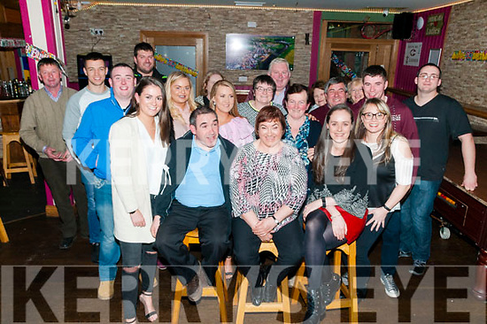 50th Birthday : Annie Walsh, Listowel celebrating her 50th birthday with family and friends at Christy's bar, Listowel on Saturday night  last