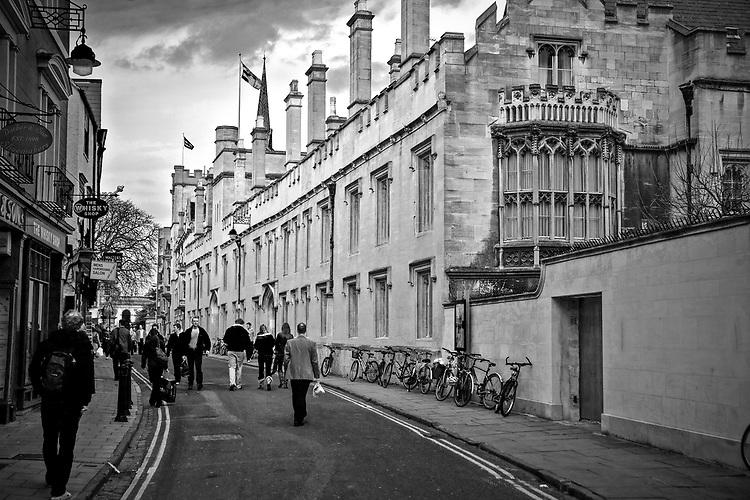 Oxford, Anglia
