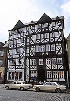 Butzbach: Fachwerk Buildings.