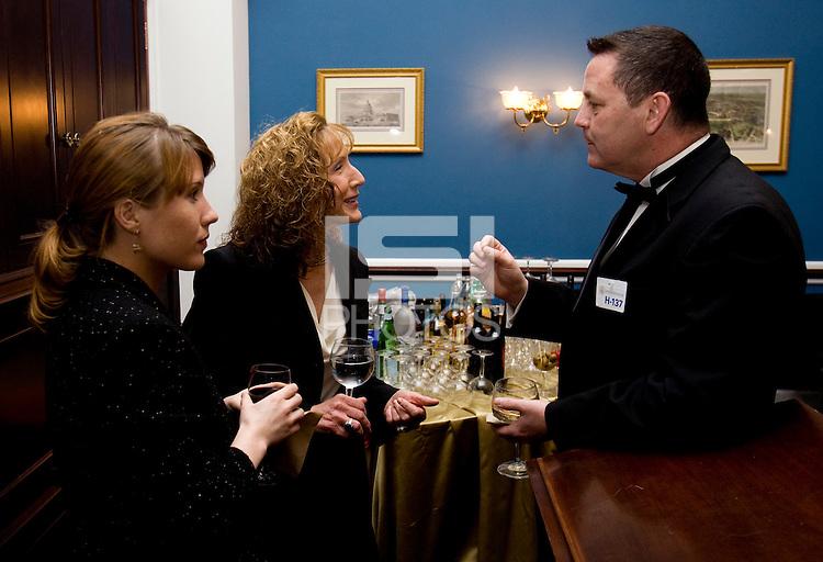 Matt Driver, Maureen Hendricks. The 2010 US Soccer Foundation Gala was held at City Center in Washington, DC.