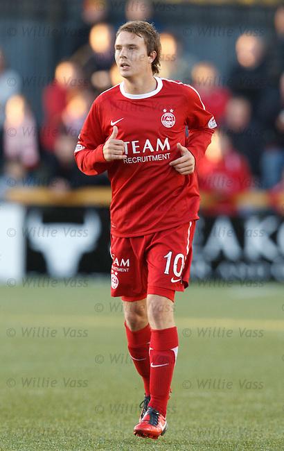 Darren Mackie, Aberdeen