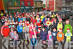 Jingle Belle Run : Runners & walkers pictured prior to the start of the annual Kerry Crusaders Jingle Bell run around Listowel on Sunday last.