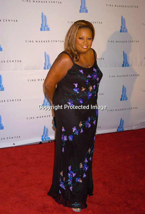 Star Jones ..at the grand opening of the Time Warner Center in New York City on February 4, 2004. Photo by Robin Platzer, Twin Images