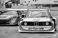 #35 BMW 320i, Arnoldo Kreysa, Francisco Miguel Fomfor Budweiser Grand Prix of Miami, Bicentennial Park, Miami, FL, February 27, 1983(Photo by Brian Cleary/bcpix.com)