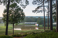The course continued draining at sunrise Thursday before  round 1 of the U.S. Women's Open Championship, Shoal Creek Country Club, at Birmingham, Alabama, USA. 5/31/2018.<br /> Picture: Golffile   Ken Murray<br /> <br /> All photo usage must carry mandatory copyright credit (© Golffile   Ken Murray)