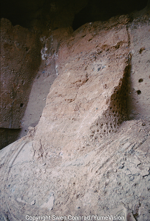 The decapitate 34 meters Bamiyan Buddha in 1999. The blow up was made with explosive behind the head causing the decapitation and collapse of all main fresco in the niche of the 34 meters Buddha..The Taleban started to seriously destroy the Bamiyan Buddha in autumn of 1999.