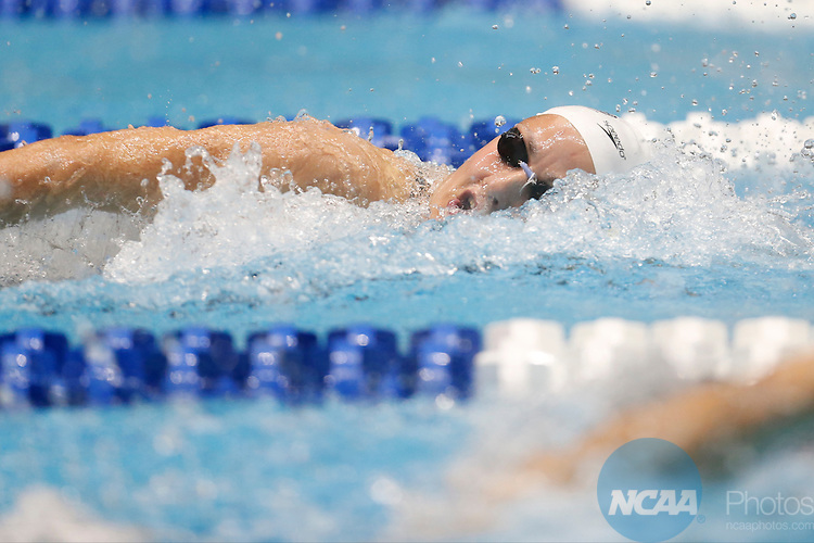 12 MAR 2016:  The Division II Men's and Women's Swimming & Diving Championship is held at IU Natatorium in Indianapolis, IN.  AJ Mast/NCAA Photos