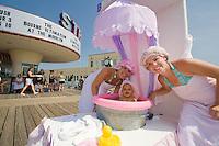 Baby Parade, Ocean City boardwalk, New Jersey