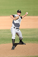 Charles Leesman - Peoria Saguaros - 2010 Arizona Fall League.Photo by:  Bill Mitchell/Four Seam Images..