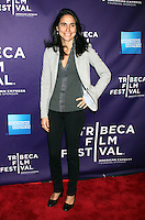 April 21, 2012 Julia Bacha attends the premiere of  Help Wanted Shorts Program -2012 Tribeca Film Festival  at the AMC Loews Village, 66 Third Avenue in New York City. Credit: RW/MediaPunch Inc.