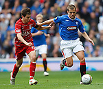 Michael Paton and Jerome Rothen