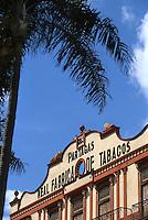 Cuba/La Havane: Fabrique de cigares Fabrica Partagas, Casa del Habano, Calle Industria N°520 - Habana Vieja