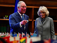 Charles and Camilla Visit The Supreme Court