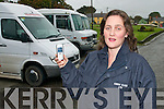 TOP JOB: Nichole Lawless who has been appointed the new manager of the Kery Flyer Ltd and Hello Kerry based in Scartaglin.   Copyright Kerry's Eye 2008
