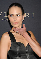 WWW.BLUESTAR-IMAGES.COM  Actress Jordana Brewster arrives at the BVLGARI 'Decades Of Glamour' Oscar Party Hosted By Naomi Watts at Soho House on February 25, 2014 in West Hollywood, California.<br /> Photo: BlueStar Images/OIC jbm1005  +44 (0)208 445 8588