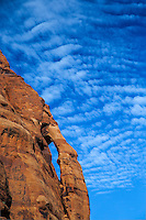 Jug Handle Arch near Moab, Utah