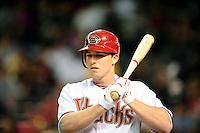 Apr. 6, 2010; Phoenix, AZ, USA; Arizona Diamondbacks shortstop Stephen Drew against the San Diego Padres at Chase Field. Mandatory Credit: Mark J. Rebilas-