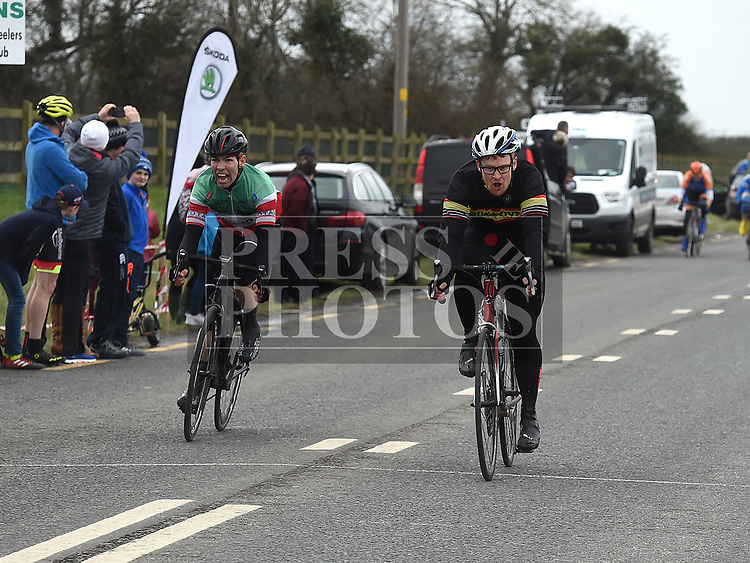 Coombes Connor Memorial race 2018 hosted by Drogheda WheelersPhoto:Colin Bell/pressphotos.ie