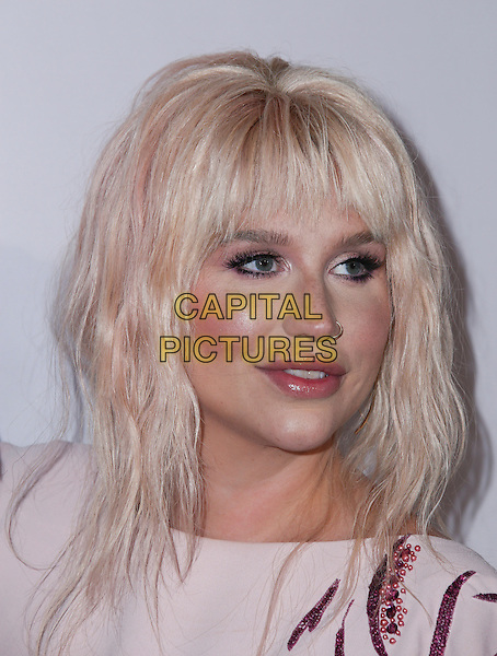 HOLLYWOOD, CA - MAY 07: Kesha, Ke$ha attends The Humane Society of the United States' to the Rescue Gala at Paramount Studios on May 7, 2016 in Hollywood, California.  <br /> CAP/MPI/PA<br /> &copy;PA/MPI/Capital Pictures