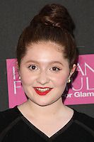 NEW YORK CITY, NY, USA - JUNE 02: Emma Kenney at the New York Premiere Of 'The Fault In Our Stars' held at Ziegfeld Theatre on June 2, 2014 in New York City, New York, United States. (Photo by Jeffery Duran/Celebrity Monitor)