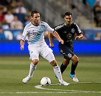 Frank Lampard, Chris Wondolowski.  The MLS All-Stars defeated Chelsea, 3-2.