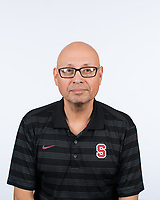 Stanford, Ca - October 4, 2017: The 2017-2018 Stanford Cardinal Athletics Staff