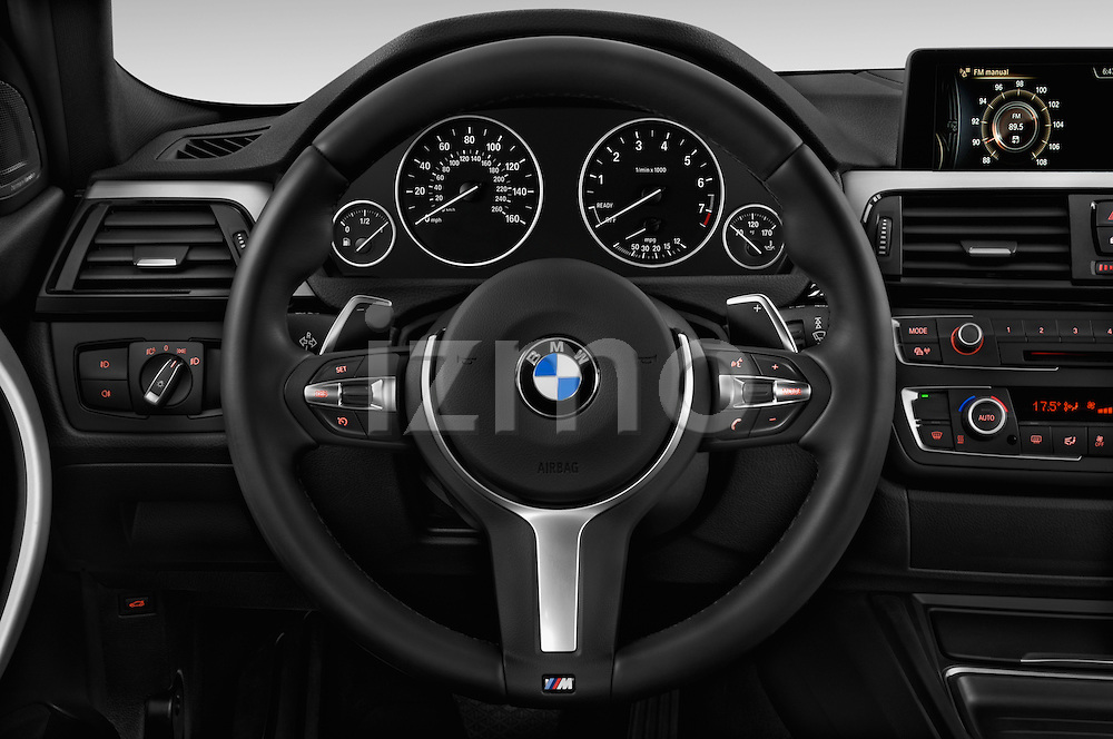 Car pictures of steering wheel view of a 2017 BMW 3-Series 328d-Sports-Wagon 5 Door Wagon Steering Wheel