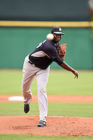 New York Yankees pitcher Michael Pineda (35) during a Spring Training game against the Philadelphia Phillies on March 27, 2015 at Bright House Field in Clearwater, Florida.  New York defeated Philadelphia 10-0.  (Mike Janes/Four Seam Images)