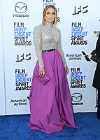 08 February 2020 - Santa Monica - Jennifer Lopez. 2020 Film Independent Spirit Awards - Arrivals held at Santa Monica Pier. Photo Credit: Birdie Thompson/AdMedia
